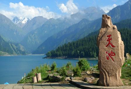 新疆天山天池、火州吐鲁番、东方瑞士喀纳斯湖、185团西北第一连、白沙湖、烤全羊8日游